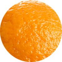 asiatisches gewürz orangenschale