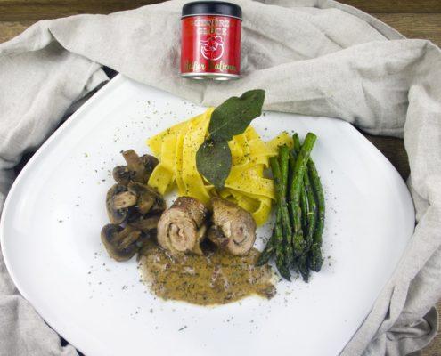 saltimbocca gewürz