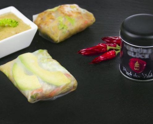 asiatisches gewürz rock den wok