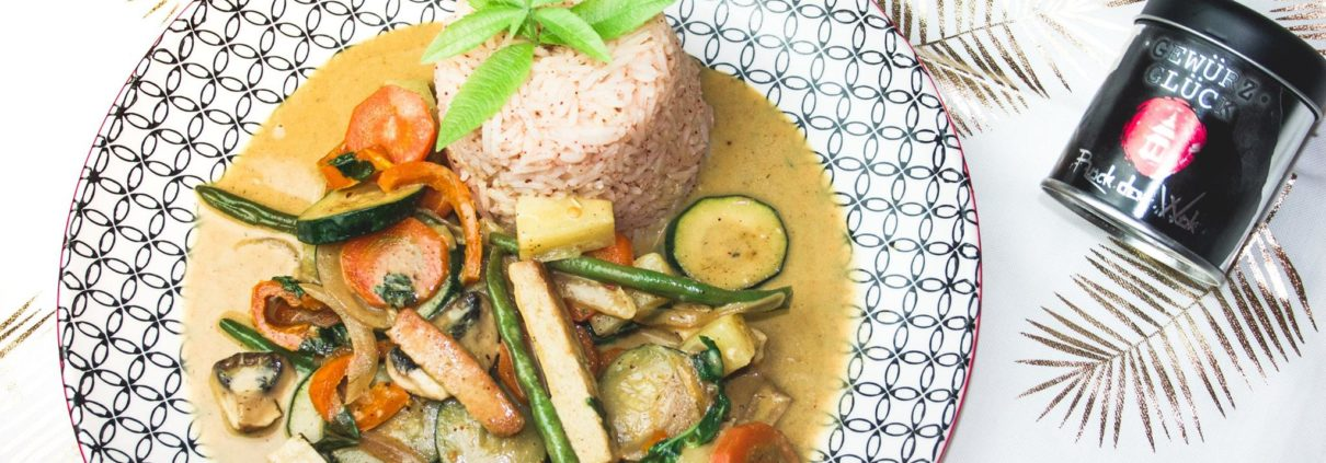 thai curry gewürz