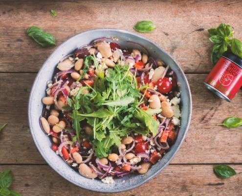 Gewürzmischung für Bohnensalat