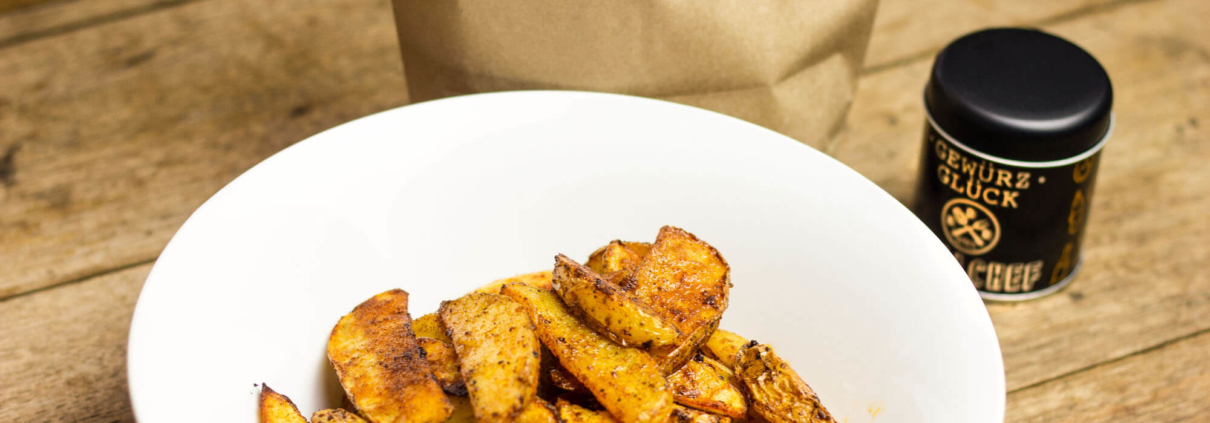 Potato Wedges Rezept