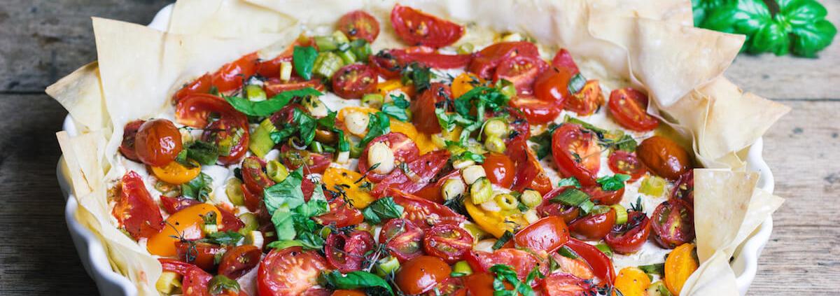 tomaten tarte rezept