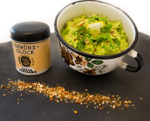 mexikanische guacamole rezept