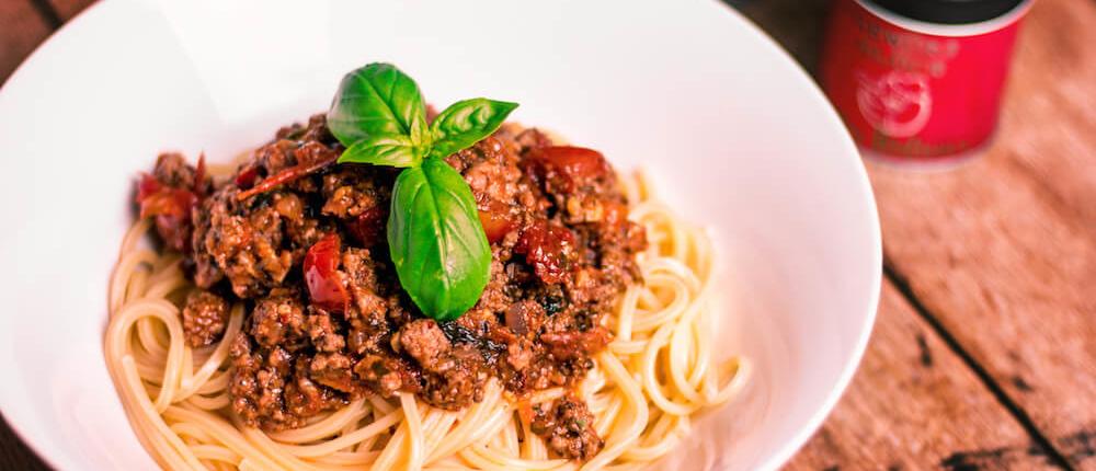 rezept für traditionelle spaghetti bolognese