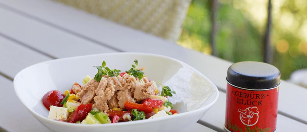 Thunfisch sommer salat rezept
