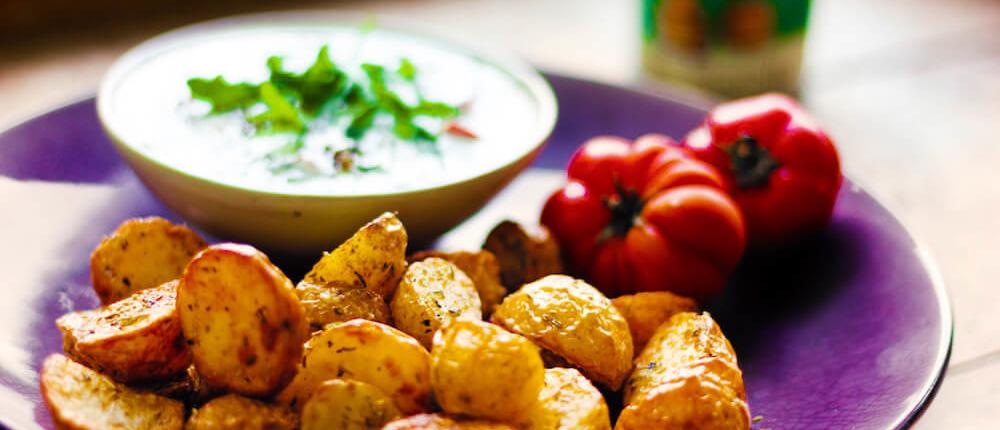 Kartoffel Dippers