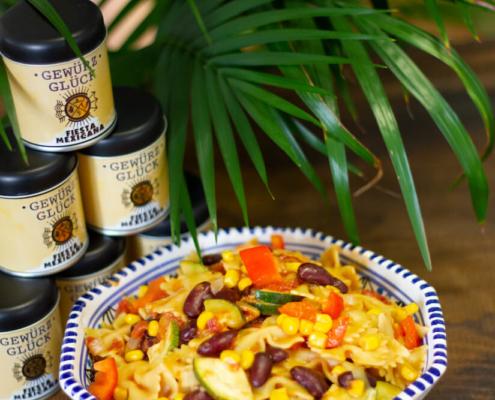 mexikanische one pot pasta rezept